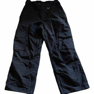 Slalom Women's Black Ski Snow Pants Size M